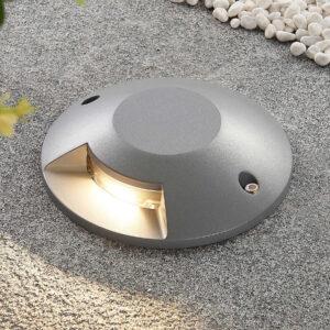 Lucande Jeffrey LED nedgravningslampe, 1 lyskilde