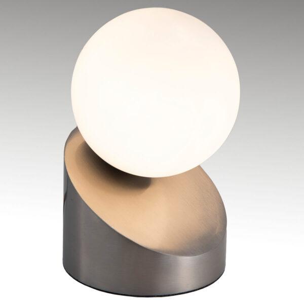 Med touch-kontakt – LED-bordlampe Alisa