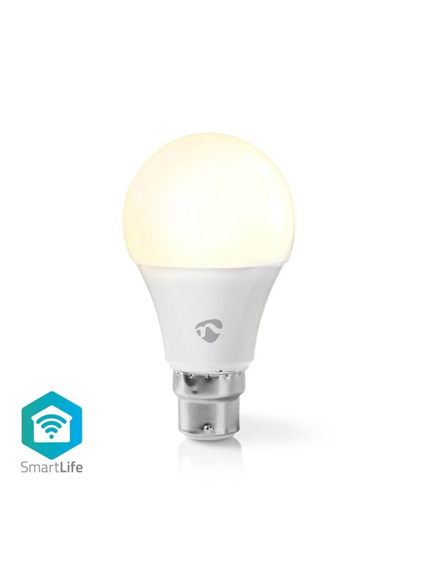 Nedis SmartLife LED Bulb | Wi-Fi | B22 | 800 lm | 9 W |