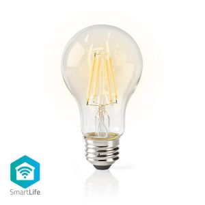 Nedis Wi-Fi Smart LED E27 Bulb Filament