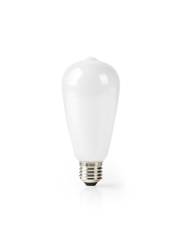 Nedis Wi-Fi Smart LED E27 Bulb ST64