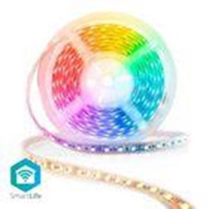 Nedis Wi-Fi Smart LED Strip 5m
