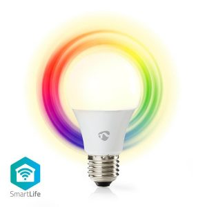 Nedis WiFi Smart Color LED E27 Bulb