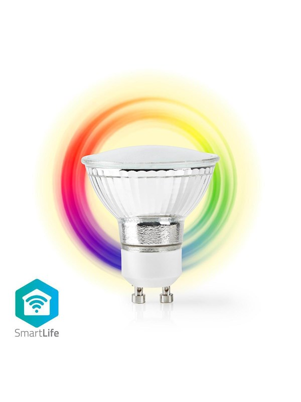 Nedis WiFi Smart Color LED GU10 Bulb