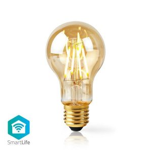 Nedis WiFi Smart LED E27 Bulb Filament