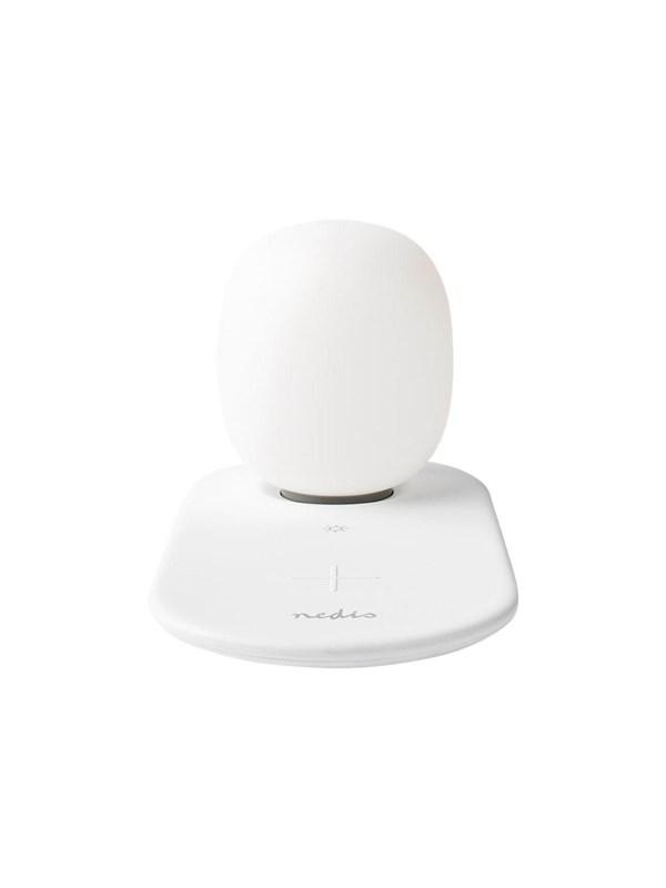 Nedis - night light - LED - 10 W - warm white light - white