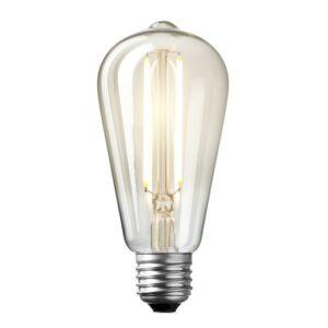 Nielsen Drop Deluxe LED 2W/922 (5W) E27 Mørktonet Dæmpbar