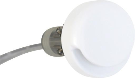 Nordtronic LED mini downlight - mat hvid
