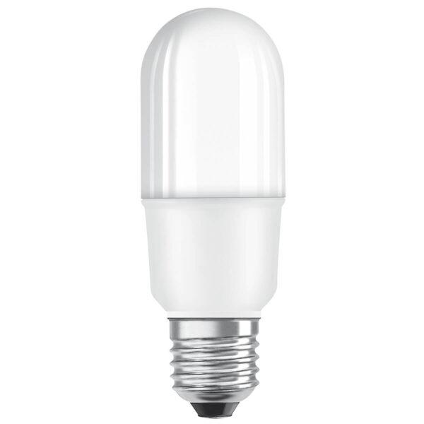 OSRAM E27 LED-rørlampe E27 10W, varmhvid