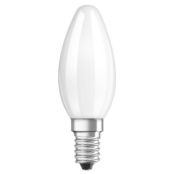 OSRAM LED-kertepære E14 2,5W 827 250 lumen