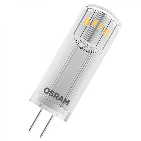 OSRAM LED-pære G4 Star Pin 1,8W mat 4.000K