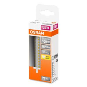 OSRAM LED-pære R7s 12,5W 2.700K