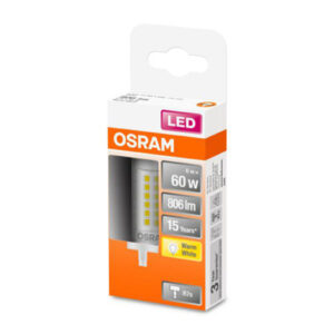 OSRAM LED-pære R7s 6W 2.700K