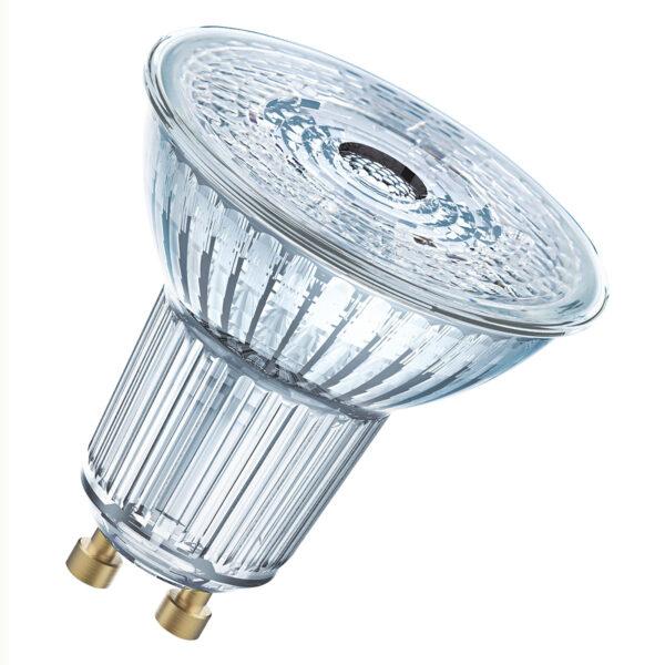 OSRAM LED-reflektor Star GU10 2,6W universalhvid