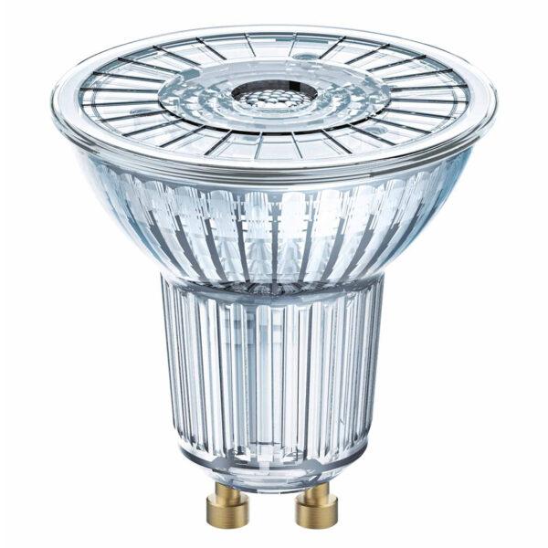OSRAM LED-reflektor Star GU10 2,6W varmhvid 36°