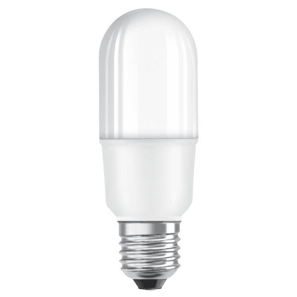 OSRAM LED-rørlampe Star E27 8W universalhvid