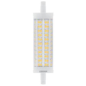 OSRAM LED-stavlampe R7s 17,5W varmhvid, 2.452 lm