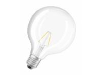 Osram LED Retrofit CL G125, 2 W, 25 W, E27, A++, 250 lm, 15000 t