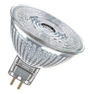 Osram LED pære LED MR16 4,9W/927 (35W) 36° dæmpbar GU5.3