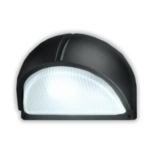 POLO 2 udendørs væglampe i sort