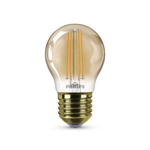 Pære LED 5W Classic Krone (150lm) Dæmpbar E27 - Philips