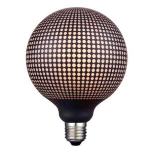 Pære LED 6W (40-100-200lm) Dots 3-step E27 - Colors