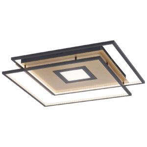 Paul Neuhaus Q-AMIRA LED-loftlampe, guld