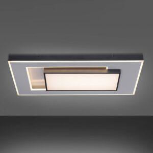 Paul Neuhaus Q-Alta LED-loftlampe, 100 x 55 cm