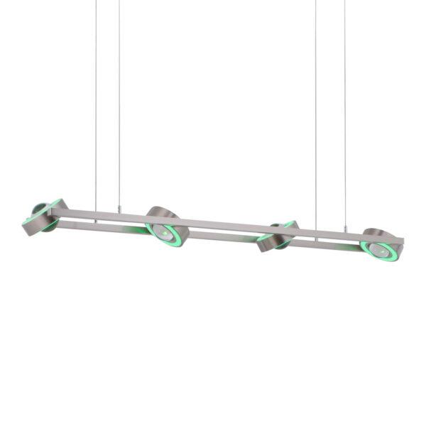 Paul Neuhaus Q-MIA LED-hængelampe, stål
