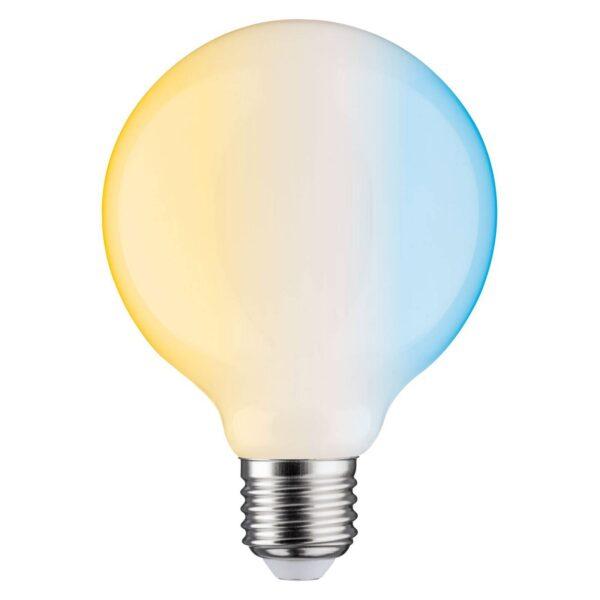 Paulmann LED-globepære E27 7W ZigBee, TunableWhite