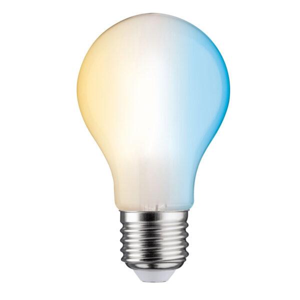 Paulmann LED-pære E27 4,7W ZigBee, Tunable White