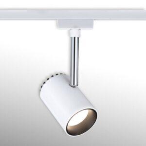 Paulmann URail Shine LED-spotlight i hvidt