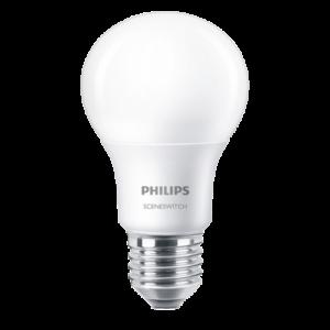 Philips 3-Scene Switch LED lyspære E27