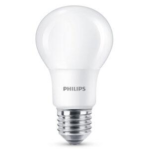 Philips E27 LED-pære 2,2W varmhvid kan ikke dæmpes