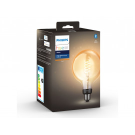 Philips Hue 1 stk. G125 E27 Filament Globe - Bluetooth - 8719514279131
