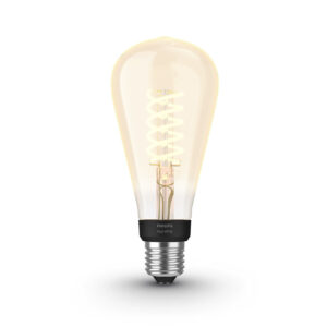 Philips Hue 7W Bluetooth Filament ST72 E27 - Philips Hue