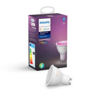 Philips Hue GU10 White COLOR Ambiance - 1-pak