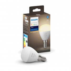Philips Hue Krone E14 pære, P45 - Bluetooth - 8719514266889
