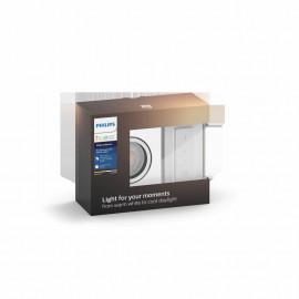 Philips Hue MILLISKIN indbygningsspot hvid 1x5.5W 230V med fjernbetjening - firkantet