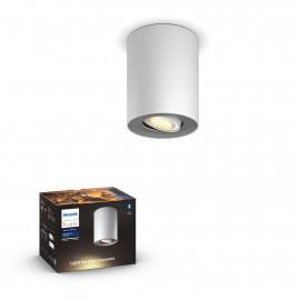 Philips Hue Pillar enkelt spotforlænger - Bluetooth - 8718696175507