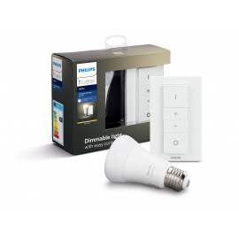 Philips Hue Trådløst Dim Kit, E27 - Bluetooth - 8718696785331
