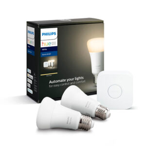 Philips Hue White Starter Kit 2 Bluetooth E27 - Philips Hue