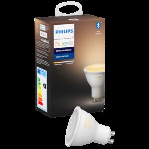 Philips Hue White ambiance LED-pære GU10