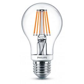 Philips LED 7W E27 Lyskilde Flame