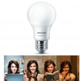 Philips LED 9,5W E27 Lyskilde SceneSwitch