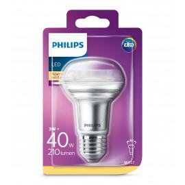 Philips LED Classic 40W R63 E27 varm hvid ikke dæmpbar 1 stk - 8718696811573