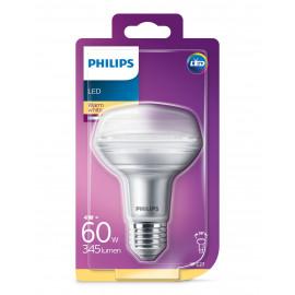Philips LED Classic 60W R80 E27 varm hvid ikke dæmpbar 1 stk - 8718696813232