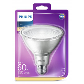 Philips LED Classic 60W par38 E27 varm hvid 25D 1 stk - 8718696713525