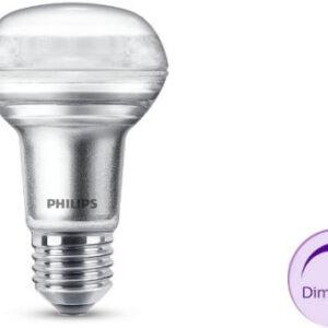 Philips LED E27 Reflektor Pærer- DÆMPBAR