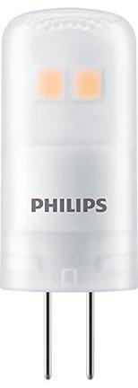 Philips LED G4 Stift Pære-Nej-1W = 10W